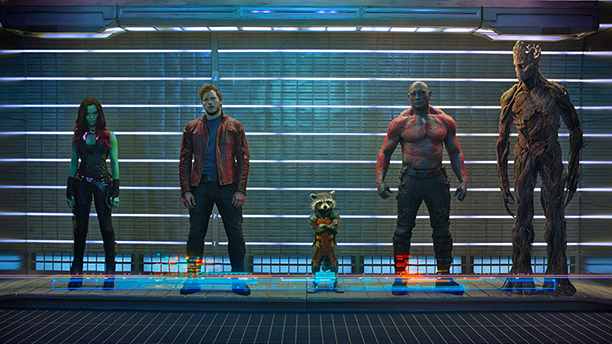 Believe the Guardians of the Galaxy Hype!